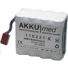 Akumulator do BCI (Biochem) Capnocheck CO², SPO², 3303, AD700, 8200, 9714