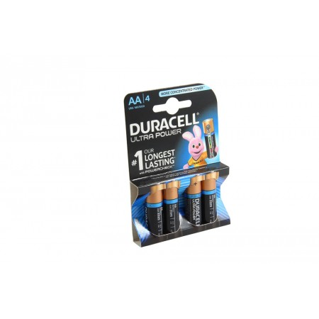 Baterie Alkaliczne Duracell Ultra Power Mignon, AA, LR06