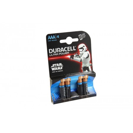 Baterie Alkaliczne Duracell Ultra M3 Micro, AAA, LR03